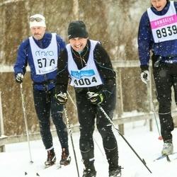 Skiing 90 km - Magnus Widlind (4004)