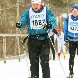 Skiing 90 km - Anders Hamrin (1887)