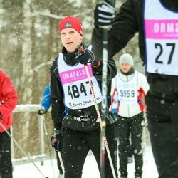 Skiing 90 km - Torbjörn Friberg (4847)