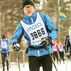 Skiing 90 km - Ulf Eriksson (3866)