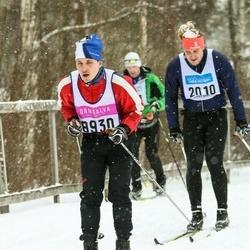 Skiing 90 km - David Jonsson (8930)