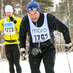 Skiing 90 km - Mats Bergvall (1762)