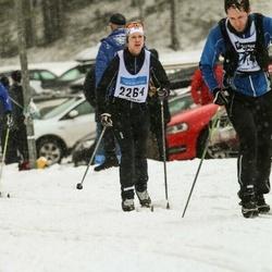 Skiing 90 km - Caroline Dannehag (2264)