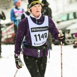 Skiing 90 km - Jenny Händestam (1148)