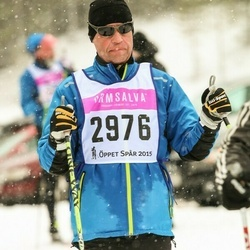 Skiing 90 km - Åke Gustafsson (2976)