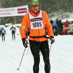 Skiing 90 km - Anders Cronwall (1005)