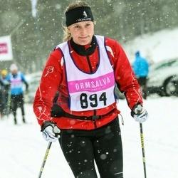 Skiing 90 km - Emma Arvidsson (894)