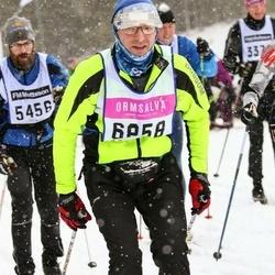 Skiing 90 km - Sven-Åke Eriksson (6858)