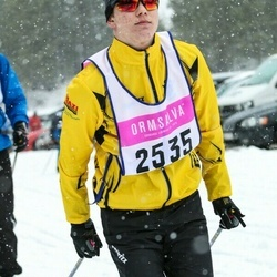 Skiing 90 km - Adam Källberg (2535)