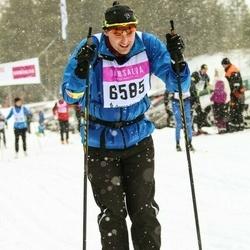 Skiing 90 km - Andreas Reksten (6585)