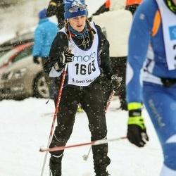Skiing 90 km - Fanny Alexandersson (1603)