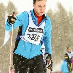 Skiing 90 km - Anders Larsson (7085)