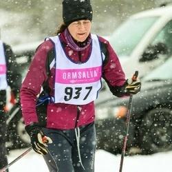Skiing 90 km - Stina Vestman (937)