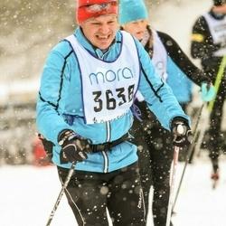 Skiing 90 km - Sten Arding (3638)