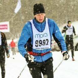 Skiing 90 km - Jan-Olof Svensson (9992)