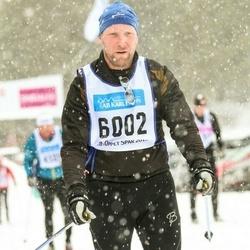 Skiing 90 km - Bror Stefan Sandin (6002)