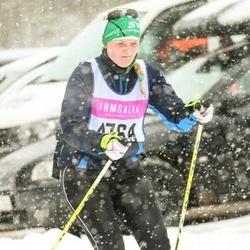 Skiing 90 km - Karin Thore (4764)