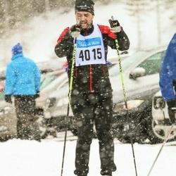 Skiing 90 km - Torbjörn Eriksson (4015)