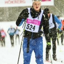 Skiing 90 km - Fredrik Schmitterlöw (524)