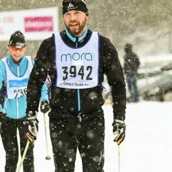 Skiing 90 km - Alexander Norberg (3942)