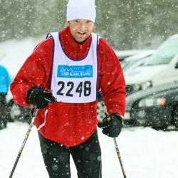 Skiing 90 km - Anders Persson (2248)