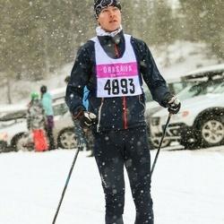 Skiing 90 km - Henrik Felixson (4893)
