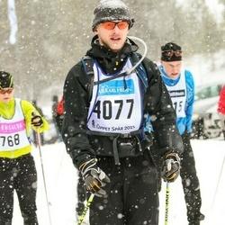 Skiing 90 km - Alexander Liljeblad (4077)