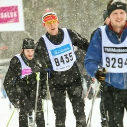 Skiing 90 km - Anders Ericsson (8435)