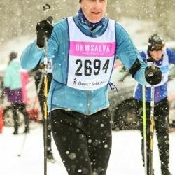 Skiing 90 km - Stellan Borg (2694)