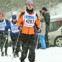 Skiing 90 km - Johan Gustafsson (4287)
