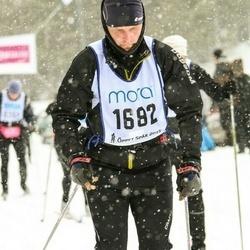 Skiing 90 km - Gunnar Erixon (1682)