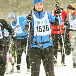 Skiing 90 km - Hanna Malmström (1526)