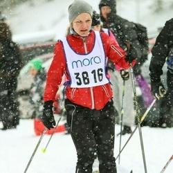 Skiing 90 km - Jenny Pettersson (3816)