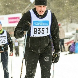 Suusatamine 90 km - Niklas Karlsson (8351)