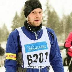 Skiing 90 km - Pelle Trier (6201)