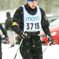 Skiing 90 km - Christian Larsson (3719)