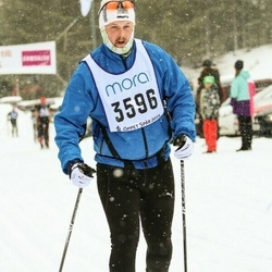 Skiing 90 km - Johan Syrén (3596)