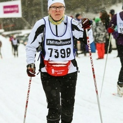 Skiing 90 km - Carina Emilsson (7398)