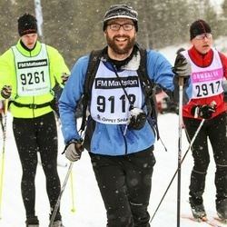Skiing 90 km - Ingolf Schneider (9112)