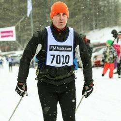Skiing 90 km - Petrus Rosén (7020)