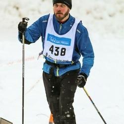 Skiing 90 km - Henrik Sjöblom (438)