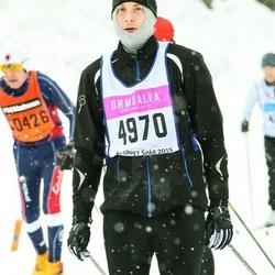 Suusatamine 90 km - Emil Vesterberg (4970)
