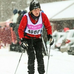 Skiing 90 km - Eva Andersson (4680)
