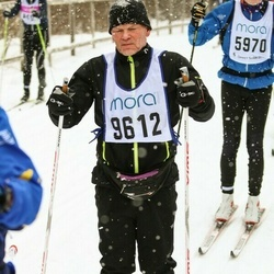 Skiing 90 km - Christer Karlsson (9612)