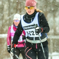 Skiing 90 km - Jenny Ståhl (5326)