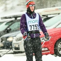 Skiing 90 km - Hilda Franklin (7752)