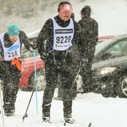 Skiing 90 km - Seppo Viljaviita (9220)