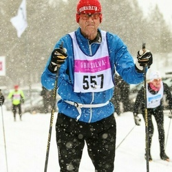 Skiing 90 km - Åke Viklund (557)