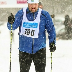 Skiing 90 km - David Torelund (380)