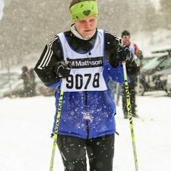 Skiing 90 km - Maria Petré (9078)